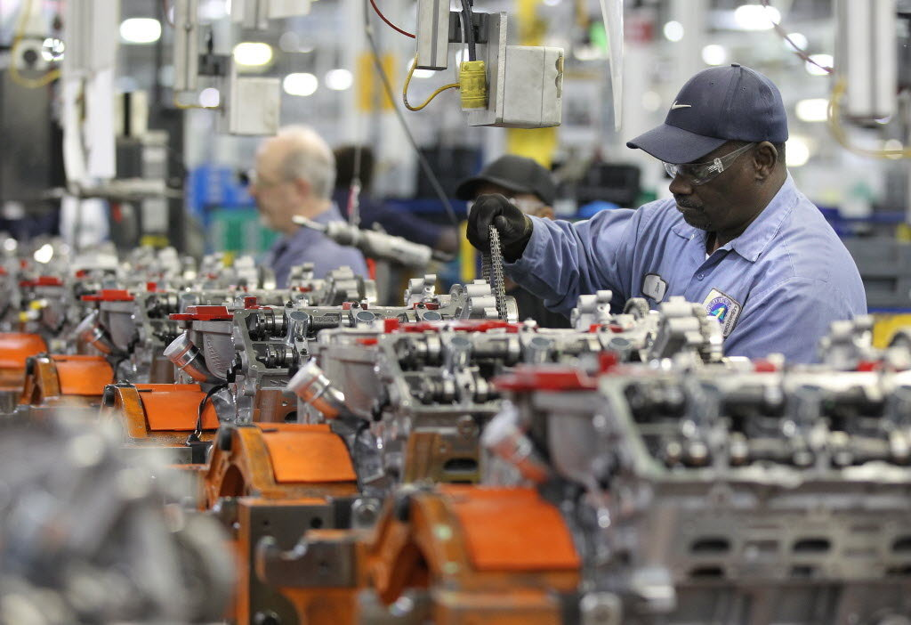 Manufacturing Sector: Currently a Top Staffing Opportunity in U.S.